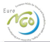 European NGOS for Sexual and Reproductive Health and Rights, Population and Development