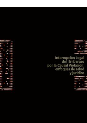 7191d4f0d Interrupción legal del embarazo por la causal violación  enfoques de salud  y jurídico