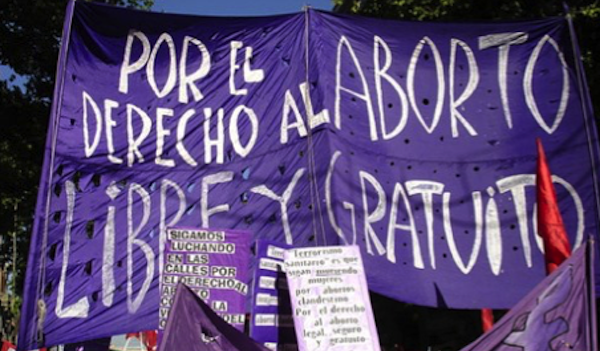 Activists protest in Buenos Aires after 12-year-old is denied legal abortion