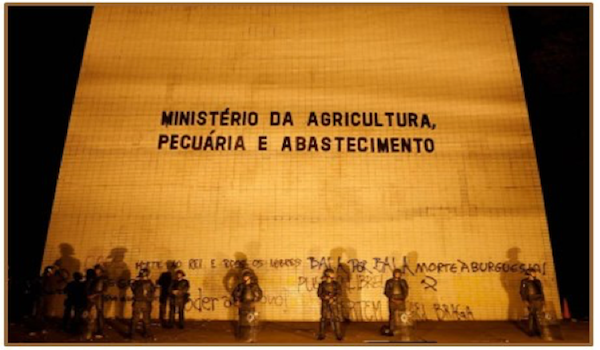 In the midst of political chaos a major threat to abortion rights in Brazil