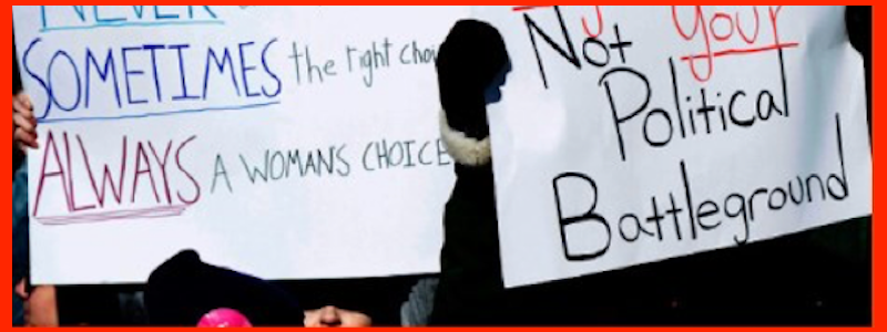 Increased scrutiny reveals the deceptions and aggressions of anti-abortion activists in the UK