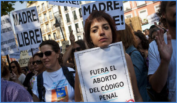 Gender in constitutional discourses on abortion: looking at Spain from a comparative perspective
