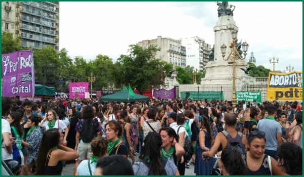 ARGENTINA – Macri gives a green light to open the debate on abortion law reform