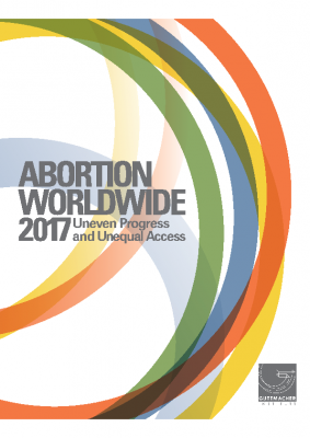 Abortion Worldwide 2017: Uneven Progress and Unequal Access; Guttmacher, 2018