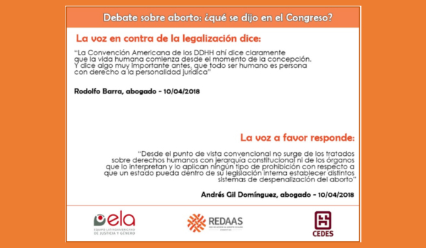 ARGENTINA – Debates, Campaign organising and Open discussions