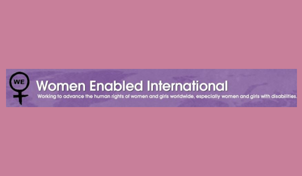WOMEN ENABLED: SOLIDARITY REQUEST – Call for support for election of progressive women and women's rights advocates to CRPD on 12 June