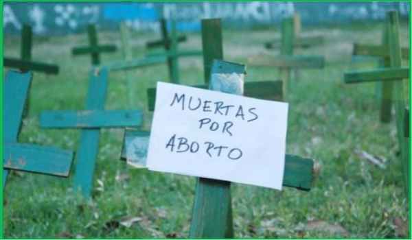 STOP PRESS: ARGENTINA – Two women have died from complications of a clandestine abortion since 8 August