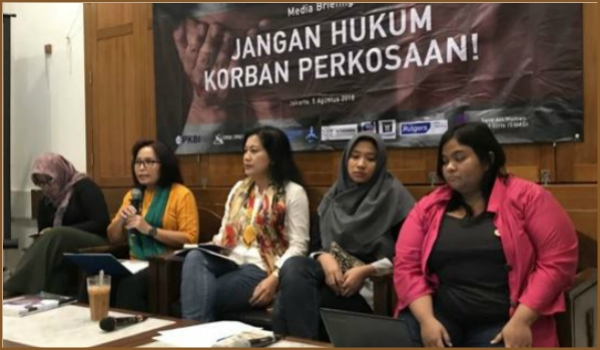 INDONESIA – Teenage girl released from prison amid calls for reform of abortion laws