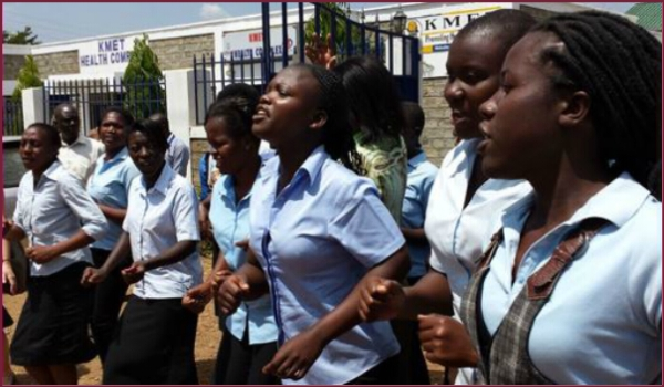 KENYA – The rights of youth and adolescents to sexual and reproductive healthcare: the KMET experience