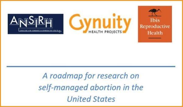 USA – A roadmap for research on self-managed abortion in the United States