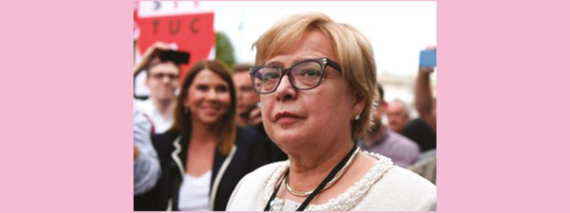 Poland: The rapid degradation of the rule of law: what it means for women's sexual and reproductive rights
