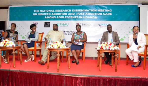 UGANDA – Estimating abortion incidence among adolescents and differences in post-abortion care by age: a cross-sectional study of post-abortion care patients in Uganda