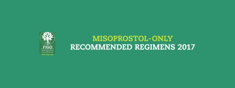 FIGO's updated recommendations for misoprostol used alone in gynecology and obstetrics
