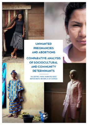 Unwanted Pregnancies and Unsafe Abortion – A Comparative Analysis: Medecins du Monde, 2016