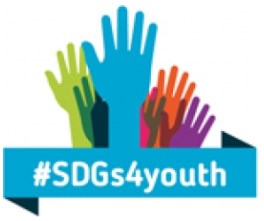 Rutgers logo for SDGs for Youth