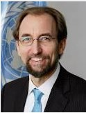 UN High Commissioner for Human Rights