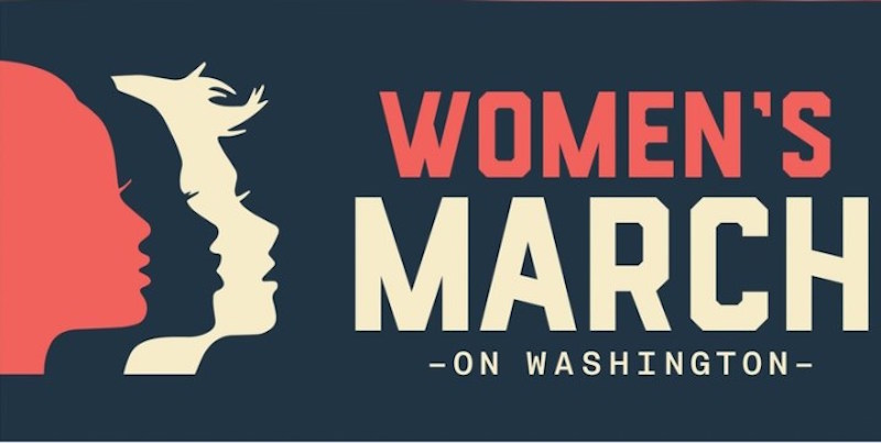 USA Womens March on Washington logo NL 4 Jan 2017